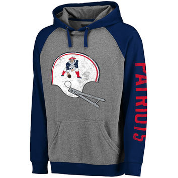 NFL New England Patriots Era Core Full Zip Hoodie Mens