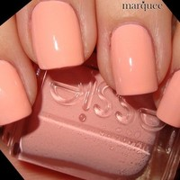 Essie Nail Polish (E710-Van D'go) NEW CREAMY PEACH COLOR