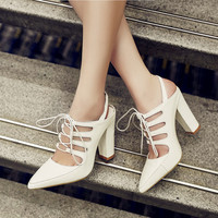2016 new fashion elegant white shoes for summer graduation ball party  = 4777214148