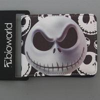 Tim Burton's The Nightmare Before Christmas Jack Wallet