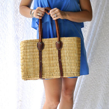 Shop Basket Purse on Wanelo