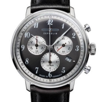 Graf Zeppelin LZ129 Chronograph Watch 7086-2