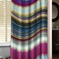 Rumba I Shower Curtain