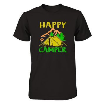 Happy Camper - Shirts
