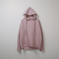 Mens Oversized Heavy Weight Washed Hoodie at Fabrixquare
