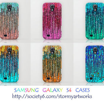 Samsung GALAXY S4 Cases!!  WoooHooo!! :)) by GaleStorm Artworks