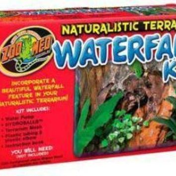 DCCKU7Q ZooMed Naturalistic Terrarium Waterfall Kit