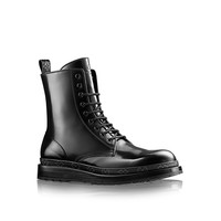 Products by Louis Vuitton: Black Ice Ankle Boot