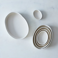 Oval Nesting Ramekins (Set of 6) - Dishes -- Serveware - Judy Jackson | Shop Food52