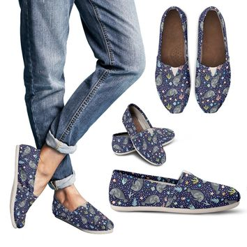 Manatee Party Casual Shoes