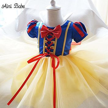 Girls New year Princess party Dresses Kids Girls Halloween Party Christmas Cosplay Dresses Costume Children Teens Girl Clothing