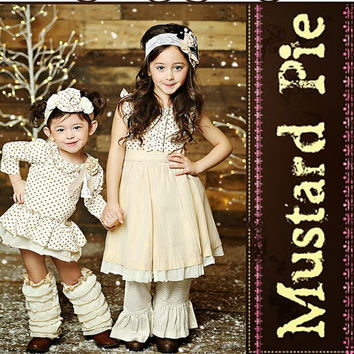 Zsa Zsa couture boutique headband-Mustard Pie Holiday 2014-Cream & Gold-photo prop-over the top-wedding-special event-vintage inspired