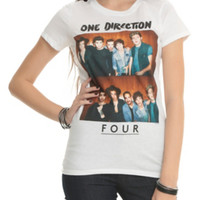 One Direction FOUR Girls T-Shirt