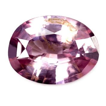 0.63ct Certified Natural Padparadscha Sapphire