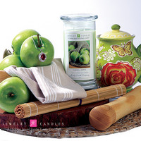 Green Apple Jewelry Candle - Limited Jewelry & Ring Sizes!
