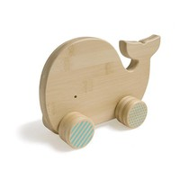 Whale of a Time Push Toy - Push Toys - Wooden Push Toys - Toddler Push Toys | HomeDecorators.com