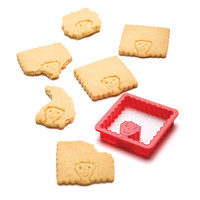 Hairdo - Cookie cutter Design by Avihai Shurin - Kitchen gadgets for fun cooking at Monkey Business