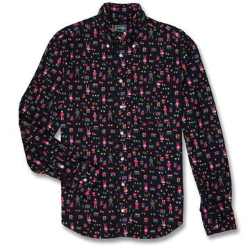 Tyrolean Man Shirt | Gitman Vintage