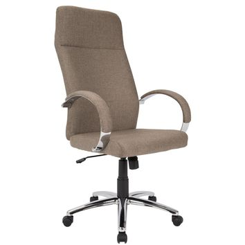 Ambassador Office Chair Brown