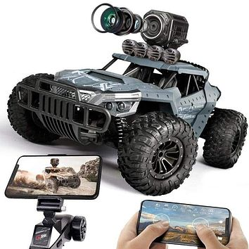 25 KM/H RC Remote Control Buggy Car with WiFi 720 P HD Camera