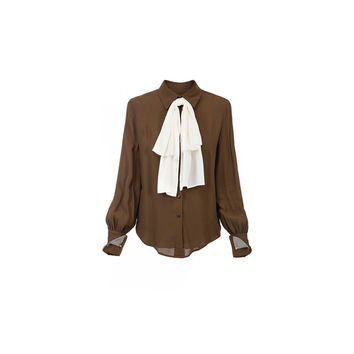 Elisabetta Franchi Blouse With Bow (Women's)
