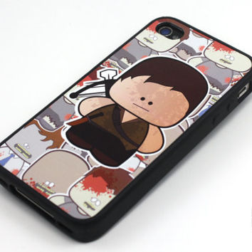 Walking Dead's Daryl Dixon iPhone 4/4S Case