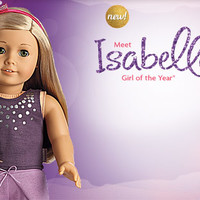 Isabelle Doll | Girl of the Year 2014 | American Girl ®