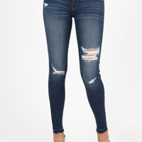 Colorado Distressed Skinny Jeans