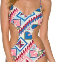 BILLABONG GEO HARMONY ONE PIECE
