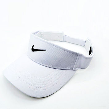 Perfect Nike Women Men Embroidery Sports Sun Hat Hip Hop Baseball Cap Hat