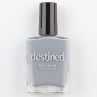 Destined Nail Color Light Grey One Size For Women 22996513101