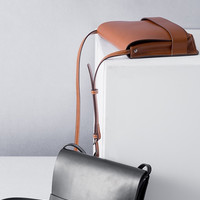 Crossbody Mini Leather Bag