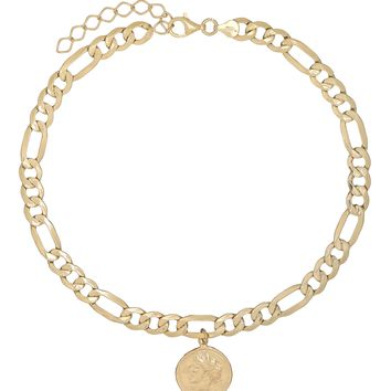 Greek Coin Choker