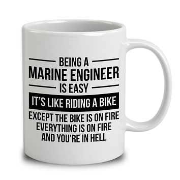 Being A Marine Engineer
