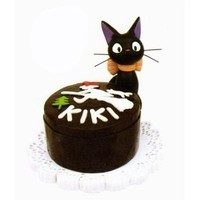 Buy studio ghibli products from japan Chocolate Cake Series Accessory Case Kiki Kiki's Delivery Service