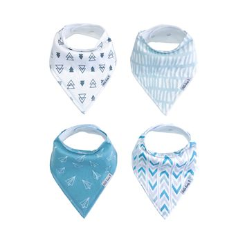 Fly Away - Organic Cotton Bib Set
