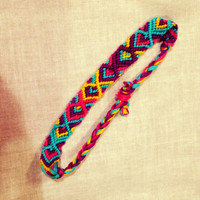 Adjustable Friendship bracelet/anklet by July Michelle