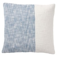 Color Block Pillow Cover