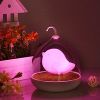 Lovely Jungle Bird Smart Light For Kids Room Decoration