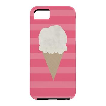 Allyson Johnson Vanilla Ice Cream Cell Phone Case