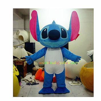 Stitch Animal Cartoon Mascot Costume,Cosplay Costume,Costume for Adults,Clothing,Party Costumes,Birthday Costumes,Performing Costume