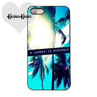 A summer to remember phone case