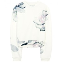 Bird Print Sweater  » Acne Studios : mytheresa.com