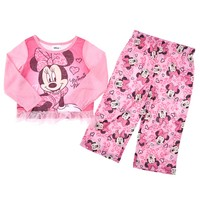2pc Minnie Pajama Set 2T 4T 713797795 | Top Picks | Gifts for Girls | Gifts for Kids | Holiday Gift Ideas | Burlington Coat Factory