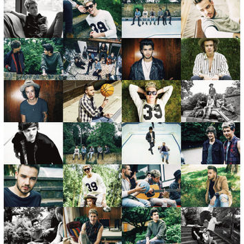 One Direction FOUR Poster Print