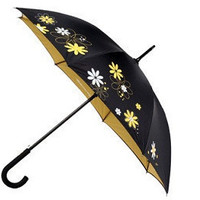 Cheeky Raining Men Long Umbrella