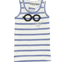 Tumble 'N Dry London Girls Tank - Sky Blue - FINAL SALE