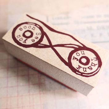 SEAL stamp by tokyo antique B6025TH-H