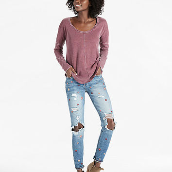Scoop Neck Thermal | Lucky Brand