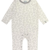 Mouse Print Playsuit by Lilly+Sid